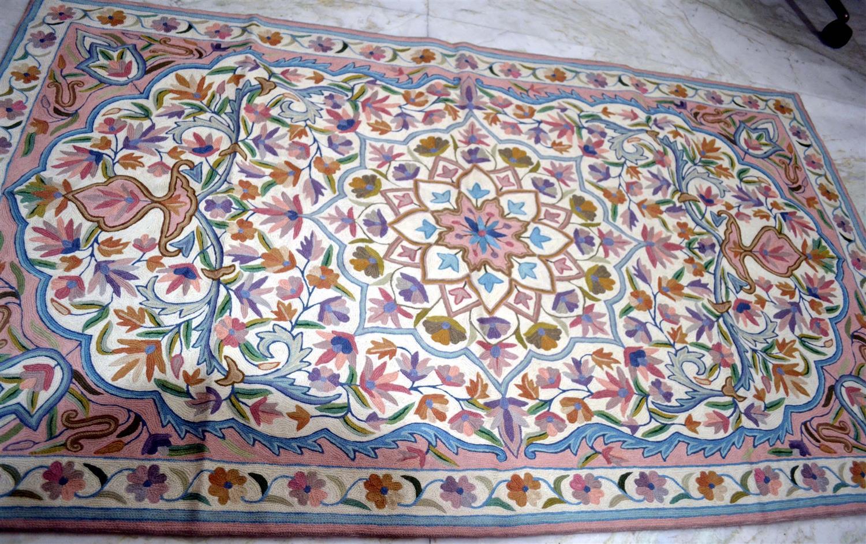 Kashmiri Carpet Ktp 03