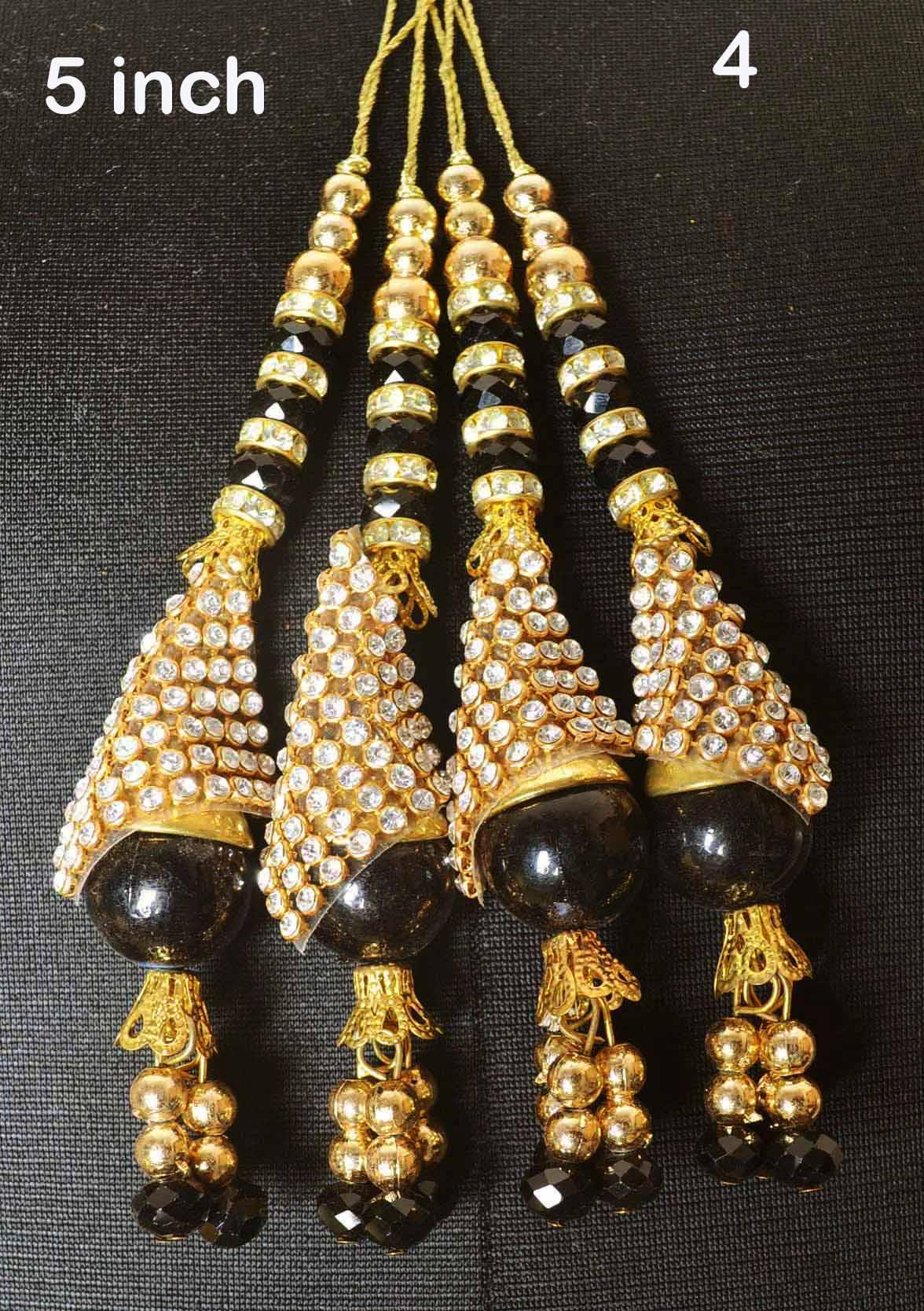 golden trims home decor embroidered tassels fringe beaded trimmings