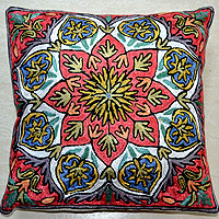 Kashmiri Cushion Cover