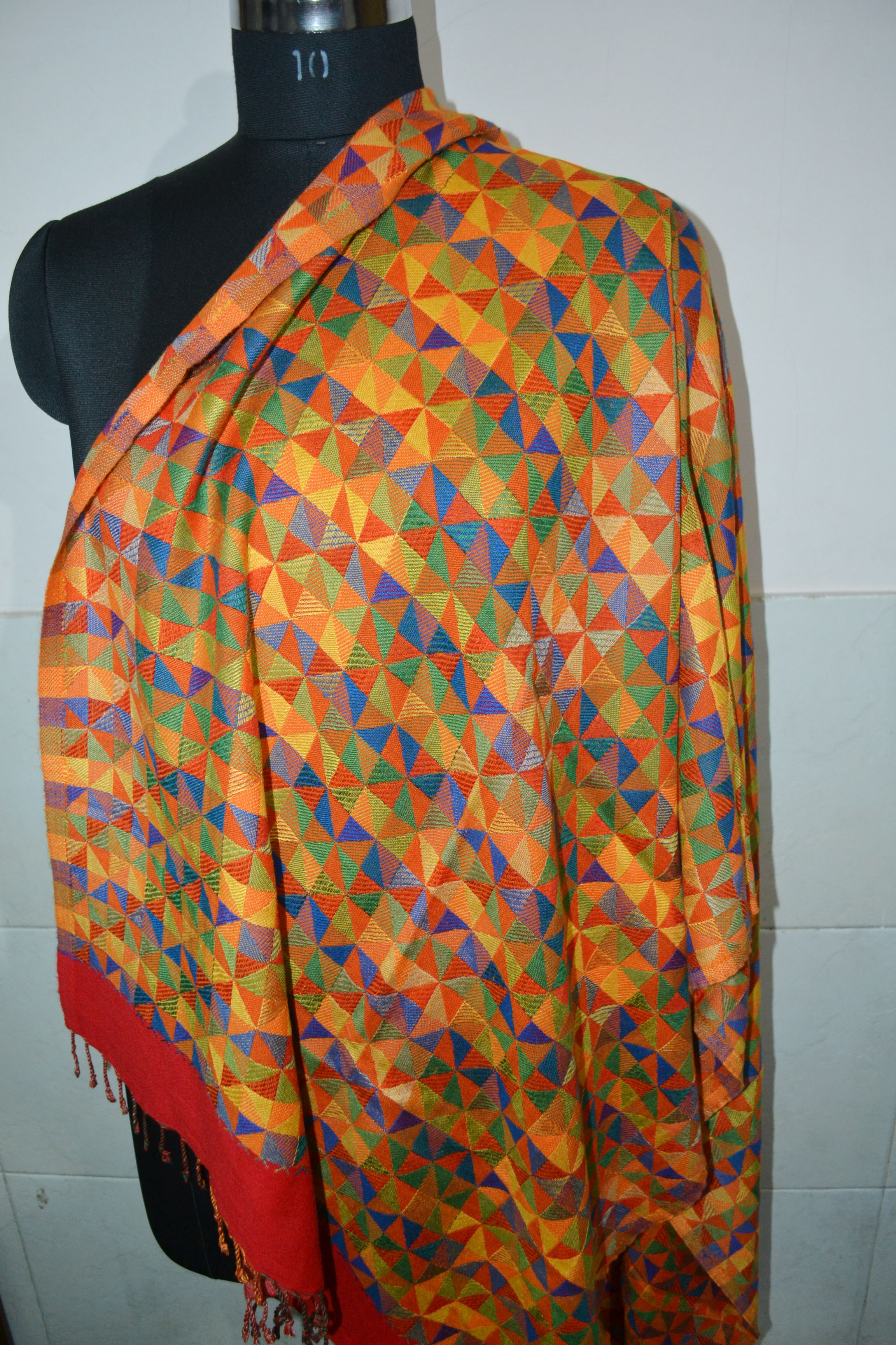Jamawar Shawl for Christmas